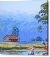 Explore - Discover Canvas Print