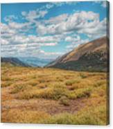 Exploring Guanella Pass Canvas Print
