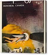 Expo 67 Canvas Print