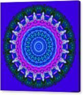 Expression No. 8 Mandala 3d Canvas Print