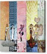 Extravaganza Canvas Print