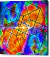 Dyson Sphere Canvas Print