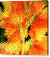 Extruded 947 Canvas Print