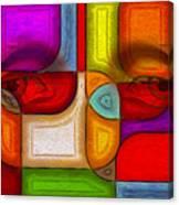 Eye Abstract Canvas Print