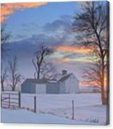 Eye Candy..winters Canvas Print