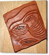 Eye In Year 10 - Tile Canvas Print