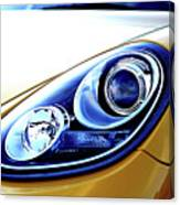 Eye Of The Porsche Canvas Print