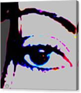 Eye Peace 2 Canvas Print