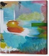 Eyecatcher  Canvas Print