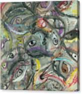 Eyescape Canvas Print