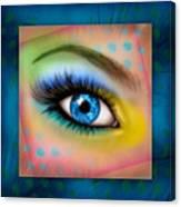 Eyetraction Canvas Print