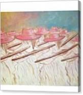 Eyo Festival Canvas Print