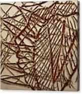 Ezra - Tile Canvas Print
