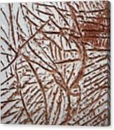 Ezras Day - Tile Canvas Print