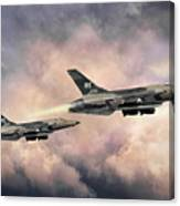 F-105 Thunderchief Canvas Print