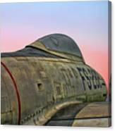F-84g Thunderjet Canvas Print