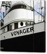 F V Voyager Canvas Print