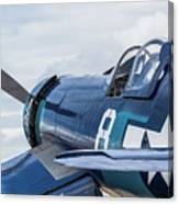 F4u Corsair N11y Canvas Print