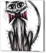 Fab Cat Canvas Print