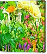 Fabulous Florals 333 Canvas Print