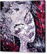 Faces 4 Canvas Print