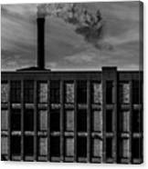 Factory Canvas Print