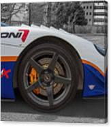 Factory Five Racing Car Canvas Print