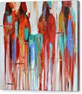 Fading Away 2 Canvas Print