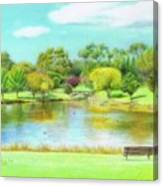 Fagan Park Canvas Print