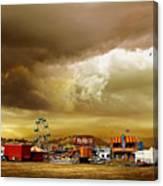 Fair Weather Canvas Print