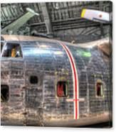 Fairchild C-123k Provider Canvas Print