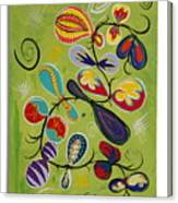 Faire Canvas Print