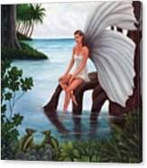 Fairies Glade Canvas Print