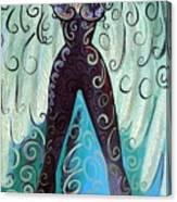 Fairy Angel Samantha  Canvas Print