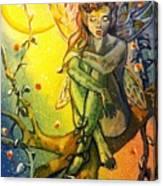 Fairy Elves Canvas Print