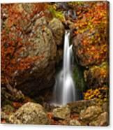 Fairy Fall Canvas Print