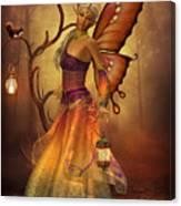 Fairy Lilith Canvas Print
