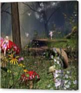 Fairy Night Canvas Print