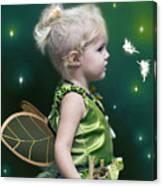 Fairy Princess Canvas Print