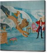 fairy tale H.C. Andersen Canvas Print