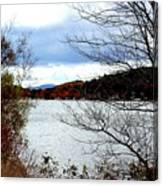 Fall 2015 Newfound Lake 1 Canvas Print