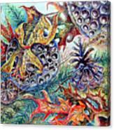Fall Affair Canvas Print
