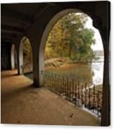 Fall Arches Canvas Print