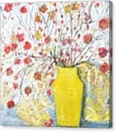 Fall Arrangement Canvas Print