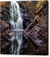 Fall At Fall River Falls Canvas Print