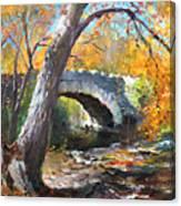 Fall At Three Sisters Islands Canvas Print