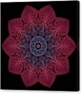 Fall Blossom Zxk-10-43 Canvas Print