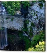 Fall Creek Falls Canvas Print