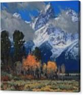 Fall Crescendo Canvas Print