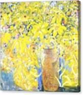 Fall Delight Canvas Print